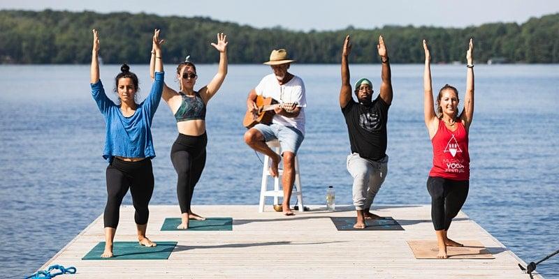 Muskoka Chautauqua Movement and Mindfulness Programs