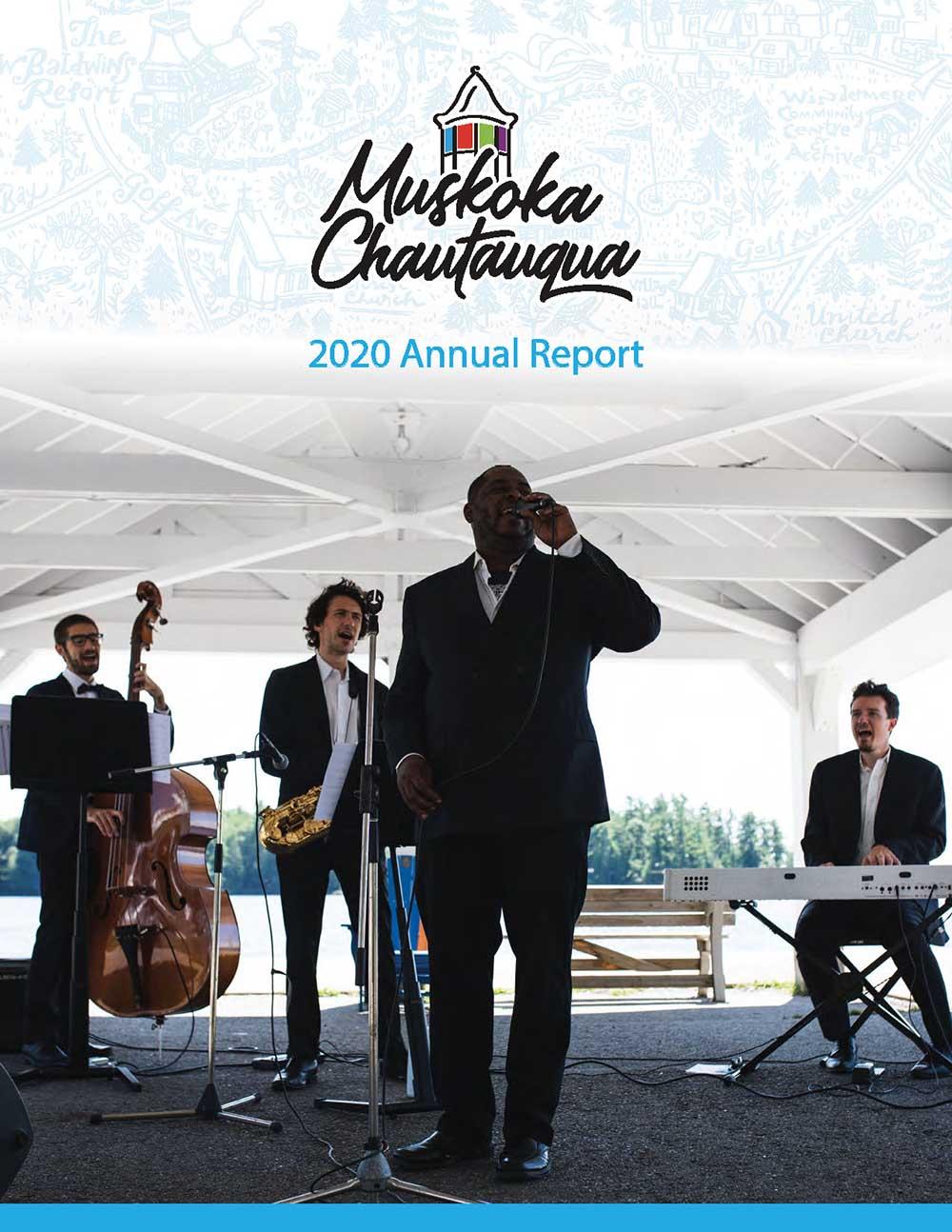 Muskoka Chautauqua Annual Report 2020